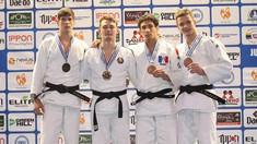 Petru Pelivan a cucerit argintul Cupei Europei printre juniori