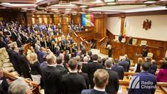 GALERIE FOTO | Deputații în ședința de constituire a Parlamentului nou-ales