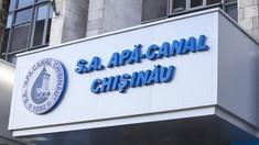 Echipele de intervenție ale SA Apă-Canal Chișinău lucrează non-stop