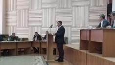 ZdG | Directorul Agenției pentru Supraveghere Tehnică și fost administrator al companiei Finpar Invest, controlată de familia Plahotniuc, a fost numit președinte al raionului Ialoveni