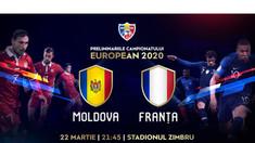 Echipa Moldovei se întâlnește vineri cu cel mai puternic adversar din istoria națională a fotbalului. Francezii spun că vor juca la cel mai înalt nivel