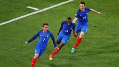 FOTBAL | R.Moldova a cedat Franței cu 1 la 4