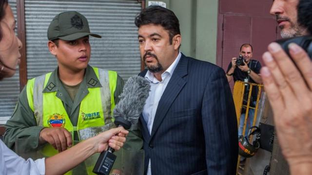 Agenţi secreţi venezueleni l-au arestat pe şeful de cabinet al lui Juan Guaido