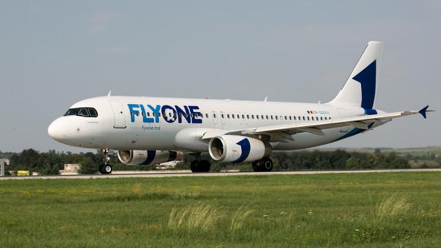 Un avion de pe cursa Chișinău-Moscova a aterizat de urgență după o oră de zbor