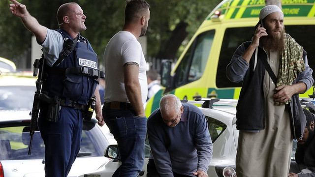 UPDATE | Un nou bilanț al atacurilor armate de la moscheile din Noua Zeelandă