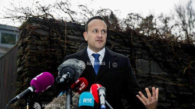 Premierul irlandez | Asigurările obținute de Theresa May privind Brexit nu subminează backstop-ul