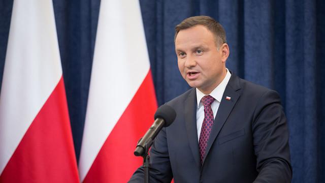 Președintele Poloniei | Dacă NATO nu răspunde provocărilor Rusiei, am putea vedea avioane ruseşti deasupra oraşelor Varșovia, Praga și Berlin