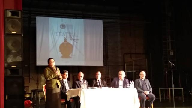 La Chișinău a fost marcată Ziua Mondială a Teatrului