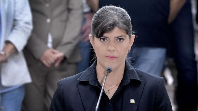 Mari publicații străine scriu despre șansele Laurei Codruța Kovesi de a obține șefia Parchetului European