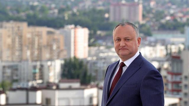 Președintele Igor Dodon efectuează o vizită în Azerbaidjan