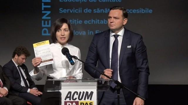 Blocul ACUM a respins invitația PSRM de a participa la discuții privind formarea unei majorități parlamentare