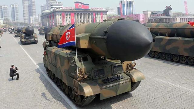 Coreea de Nord pregătește lansarea unei rachete, arată imagini din satelit