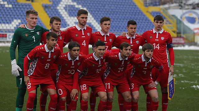 Naționala de tineret a debutat cu stângul în PCE 2021