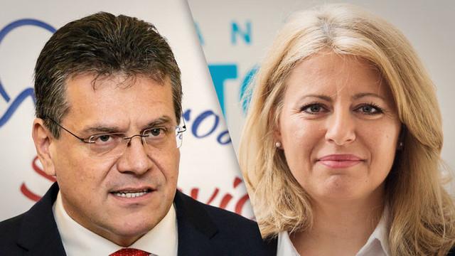 Al doilea tur al alegerilor prezidenţiale în Slovacia. Favorita este o avocată anticorupție