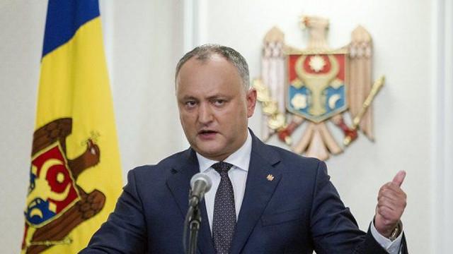 Igor Dodon: Dacă PSRM nu va participa la formarea majorității parlamentare, vor fi probleme cu tariful la gaz și exporturile în Rusia