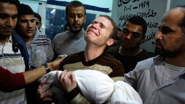 UNICEF | Aproximativ 40 de copii au fost ucişi în ultimul an în cursul manifestaţiilor desfăşurate în Fâşia Gaza