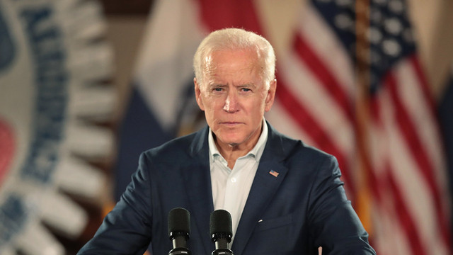 Fostul vicepreşedinte american, Joe Biden, ar putea candida la preşedinţia Statelor Unite