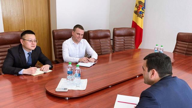 Compania Huawei interesată de modelul parcului IT din R.Moldova