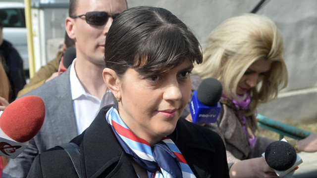 Reacția PSD la intenția de a o desemna pe Laura Codruţa Kovesi procuror-şef european