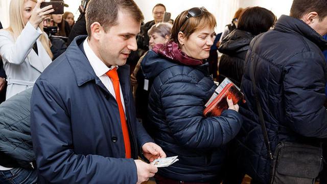 Este nepermis ca într-o democrație Șor să ajungă în Parlament (REVISTA PRESEI)