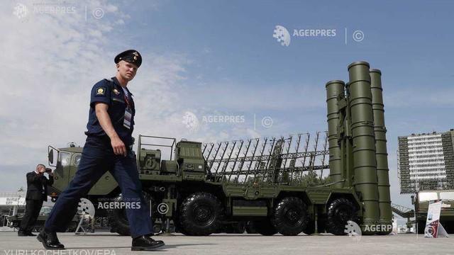 Rusia a desfăşurat încă un batalion de S-400 în enclava Kaliningrad, la frontiera cu UE