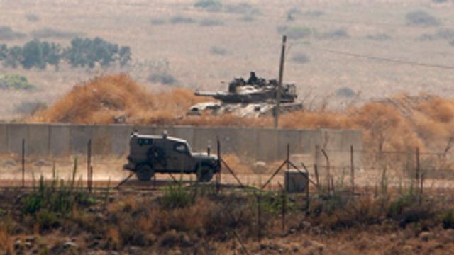 Ripostă a Israelului la atacul lansat din Fâşia Gaza