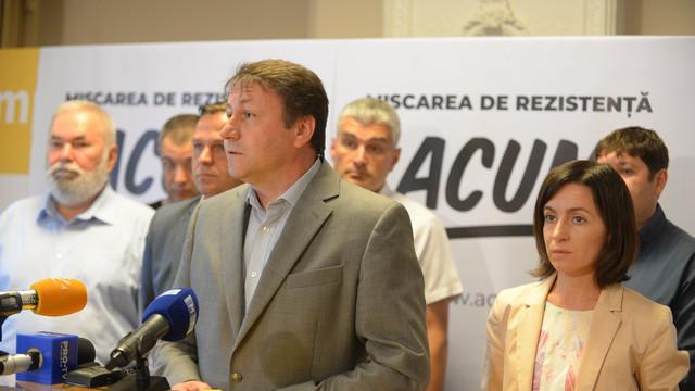 Funcția de premier nu îi aparține PDM ca să o ofere cuiva, declară deputatul blocului ACUM Igor Munteanu