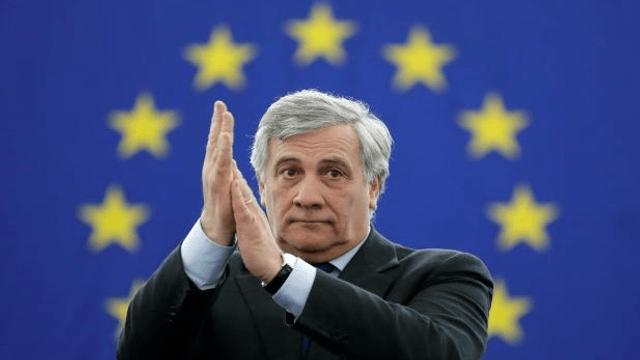 Președintele Parlamentului European, criticat dur după ce l-ar fi lăudat pe Mussolini
