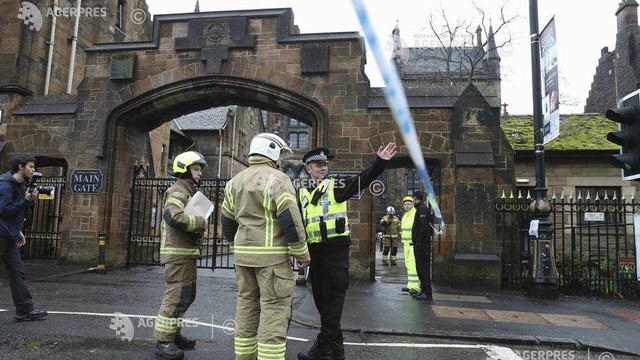 """Gruparea """"Ira"""" a a revendicat responsabilitatea pentru scrisorile-capcană trimise unor instituţii din Londra şi Universităţii din Glasgow"""