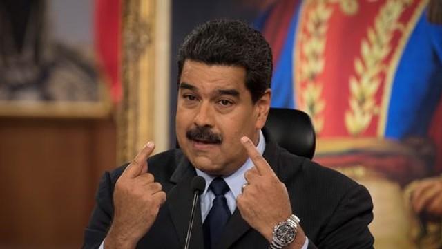 Nicolas Maduro şi-a chemat susţinătorii să participe la demonstraţii
