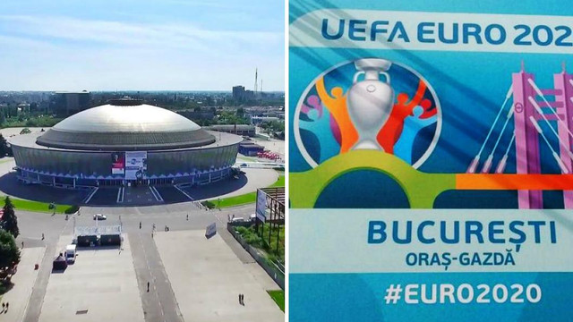Moment istoric pentru România. Tragerea la sorţi pentru grupele Euro 2020 va avea loc la Bucureşti