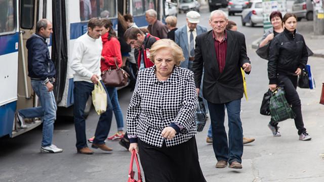 Care este raportul dintre numărul contribuabililor și cel al pensionarilor în R.Moldova