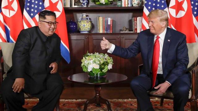 Donad Trump invocă ''suferințele'' nord-coreenilor pentru a motiva anularea unor sancțiuni