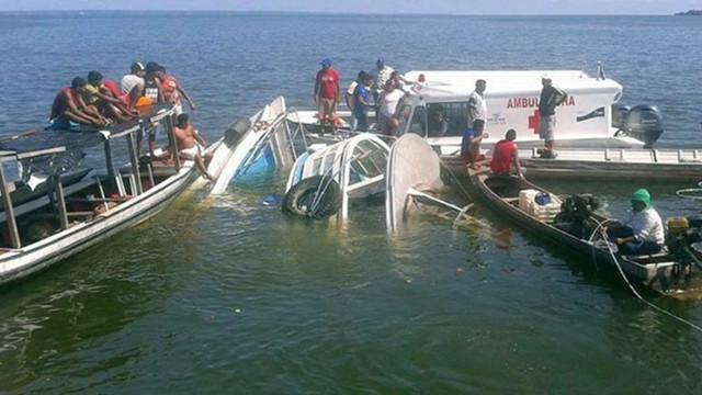 Irak | Un feribot supraaglomerat s-a scufundat în fluviul Tigru. Majoritatea victimelor din cele 54 sunt femei şi copii