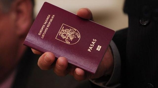 Referendum privind dubla cetăţenie, pe 12 mai, în Lituania