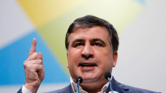 Mihail Saakașvili: Democrația din R.Moldova, Ucraina și Georgia este sufocată de oligarhi