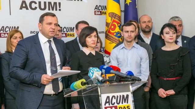 Răspunsul Blocului ACUM la propunerea PD privind formarea unei majorități parlamentare