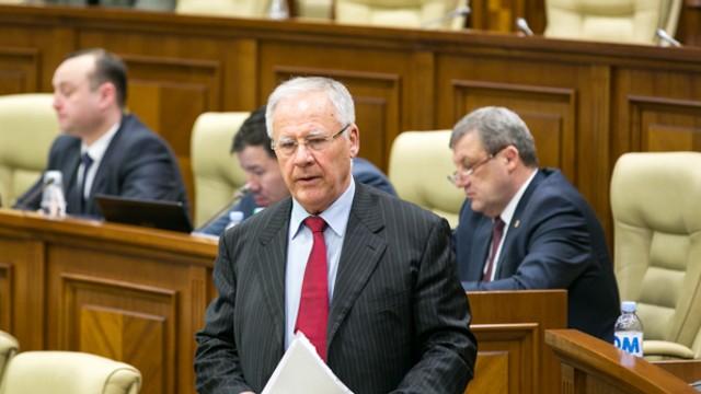 PDM nu va accepta niciodată alegeri anticipate, potrivit președintelui de onoare al partidului, Dumitru Diacov