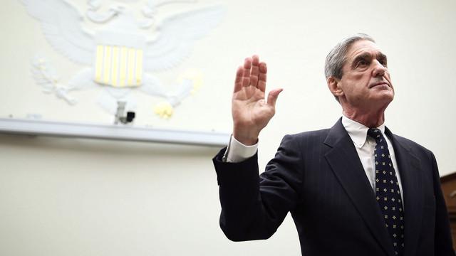 Procurorul special Robert Mueller a predat raportul privind amestecul Rusiei în alegerile din SUA