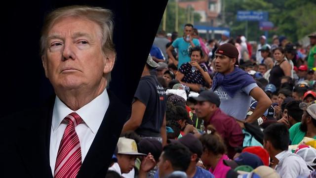 SUA   Bază de date secretă cu jurnaliştii care au relatat despre migranţi