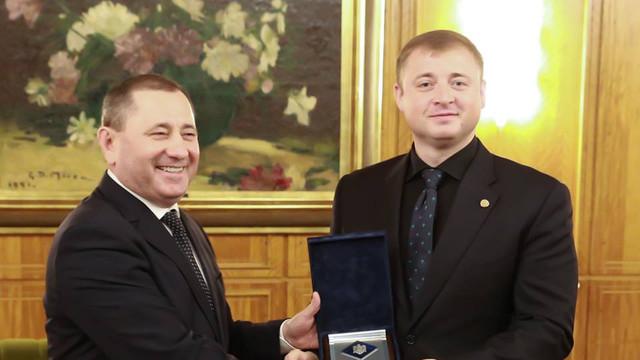 O delegație a MAI participă la celebrarea a 197 de ani de la înființarea Poliției Române
