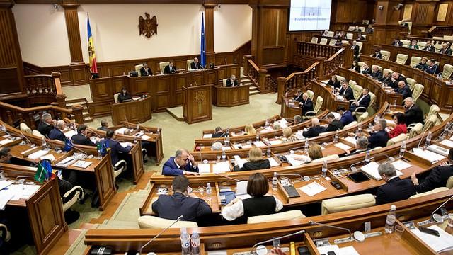 Parlamentul care și-a încheiat mandatul | Cel mai tânăr și cel mai în vârstă deputat