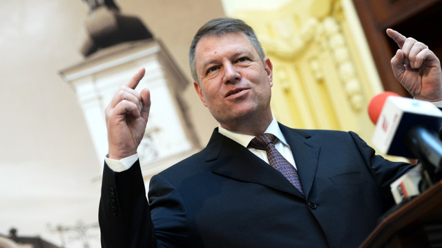 SONDAJ | Iohannis ar câștiga în primul tur, dacă alegerile prezidențiale s-ar desfășura în România duminica viitoare