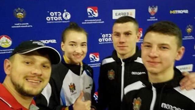 Dorin Bucșa și Alexandru Paraschiv au acces în semifinale la Europenele U-22