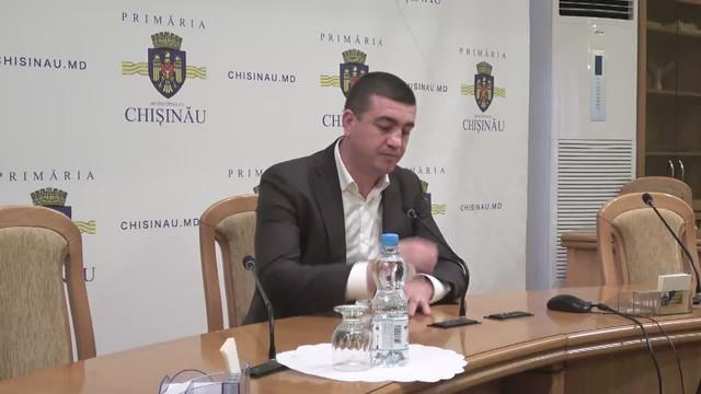 Șeful Direcției transport public și căi de comunicație din cadrul Primăriei Chișinău, Vitalie Butucel, și-a dat demisia