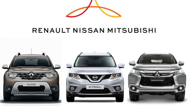 Renault, Nissan şi Mitsubishi anunţă planurile pentru o nouă structură de management