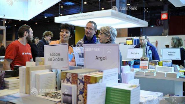 Salonul Cărţii de la Paris îşi deschide porţile către Europa