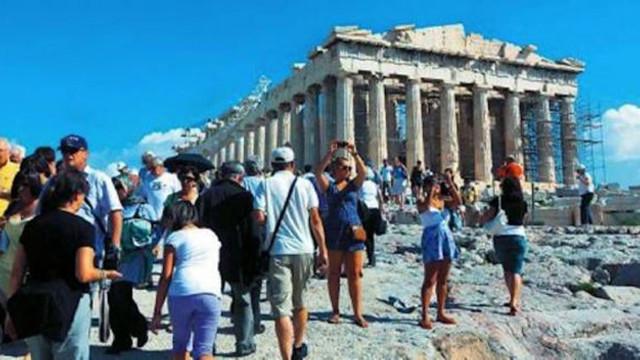 Turismul a reprezentat o cincime din PIB-ul Greciei și un sfert din locurile de muncă, conform datelor WTTC