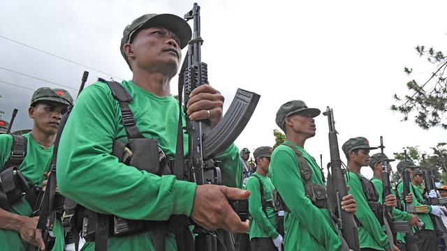 Poliția fin Filipine a ucis 14 presupuși comunişti în cadrul unei operațiuni împotriva rebelilor