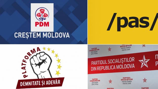 """OPINII pro și contra formării unei """"coaliții situative"""" între PSRM și blocul ACUM"""